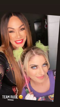 Batista Wwe, Queen Liz, Lexi Kaufman, Nia Jax, Wwe Female Wrestlers, Wwe Girls, Wwe Wallpapers, Lavender Hair, Wwe Womens