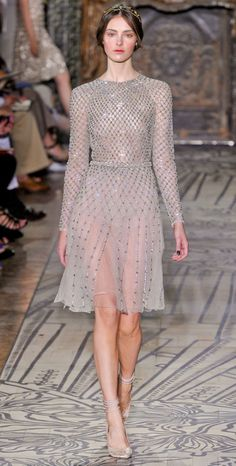 Valentino Haute Couture Fall Winter 2011 2012 Paris Fashion Show