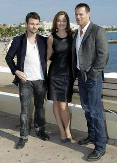 'Saving Hope' Photocall - MIPCOM 2012
