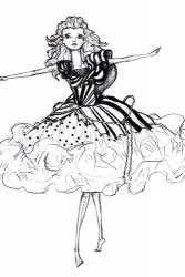 Colleen Atwood - Alice In Wonderland Costume