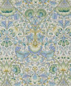 Liberty Art Fabrics Lodden G Tana Lawn Cotton | Fabric | Liberty.co.uk