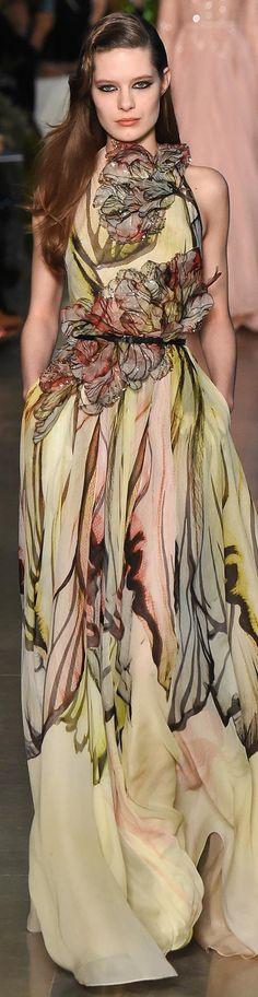 TD ❤️ Spring 2015 Couture Elie Saab Model Anna Cholewa (Supreme) jαɢlαdy