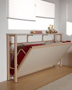 """See our internet site for even more info on """"murphy bed ideas space saving"""". It is actually an outstanding area to find out more. Folding Furniture, Folding Beds, Space Saving Furniture, Home Furniture, Furniture Design, Furniture Stores, Murphy Bed Desk, Murphy Bed Plans, Murphy Beds"""