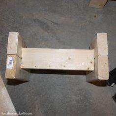 DIY Easy Kidu0027s Step Stool - Made with 2x4s! & Super Simple Kidu0027s DIY 2x4 Wooden Step Stool | Stools Mice and Kids s islam-shia.org