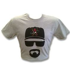 finest selection a29a0 31fde The Albuquerque Isotopes pay tribute to one of their most famous (albeit  fictitious) fans.