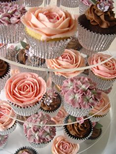 Wedding gallery - Vintage Rose Cupcakes of Tunbridge Wells