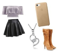 """""""Untitled #18"""" by angelxxmarie on Polyvore featuring River Island and Gestuz"""