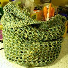 Sidney Artesanato: Market bag...