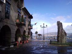 Vigo, casco antiguo.