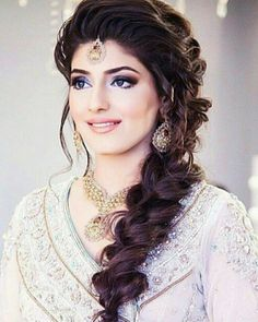 Indian Hairstyles Delectable Indian Bridal Hairstyles For Long Face Httpwwwfashioncluba