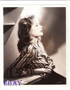 Jane Greer sexy They Won't Believe Me VINTAGE Photo | eBay