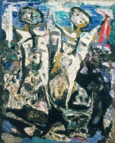 Serie Alunizaje en el Monte Taurus (1964) Raquel Forner