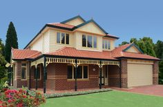 Highview Homes - Double Storey Federation 278