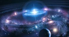 Our Place in the Universe - How to Navigate Life From a Cosmic Perspective. We are lucky to be living in times where science and technology have advanced so much. We have unprecedented access to the vast, insurmountable cosmos. Big Bang, Interstellar, Galaxy Wallpaper, Hd Wallpaper, Wallpaper Space, Wallpaper Earth, Planets Wallpaper, Painting Wallpaper, Wallpaper Pictures