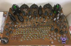 Necrons - Army #ChaoticColors #commissionpainting #paintingcommission #painting #miniatures #paintingminiatures #wargaming #Miniaturepainting #Tabletopgames #Wargaming #Scalemodel #Miniatures #art #creative #photooftheday #hobby #paintingwarhammer #Warhammerpainting #warhammer #wh #gamesworkshop #gw #Warhammer40k #Warhammer40000 #Wh40k #40K #heldrake #chaos #warhammerchaos #warhammer40k #zenos #Necrons #army Warhammer 40000, Tabletop Games, Gw, Army, Miniatures, Creative, Blog, Painting, Gi Joe