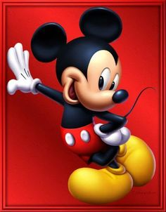 Mickey Mouse (c) Walt Disney Animation Studios Disney Mickey Mouse, Mickey Mouse Kunst, Mickey Mouse Y Amigos, Walt Disney, Retro Disney, Mickey Mouse And Friends, Cute Disney, Disney Art, Theme Mickey
