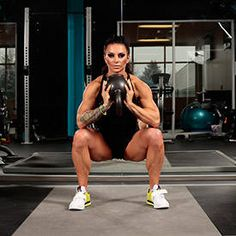 Do your bikini bottom justice with this glute-and-hamstring-building workout from an IFBB pro bikini competitor. Stretch, contract, and expect to feel the burn!