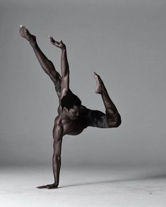 Calvin Royal III dancer with American Ballet Theatre Photographed by Nisian