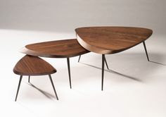 Coffee table Solid wood - models of wooden coffee tables - Home Decoration