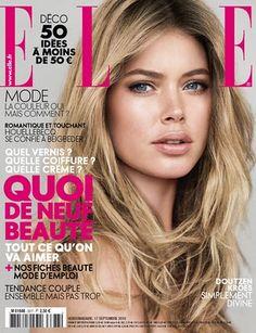 Doutzen Kroes for Elle France September 2010