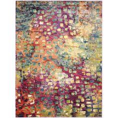 Safavieh Carina Multi-Coloured Area Rug