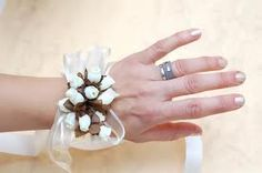 corsage for bridesmaids