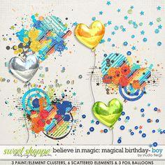 Believe in Magic: Ma