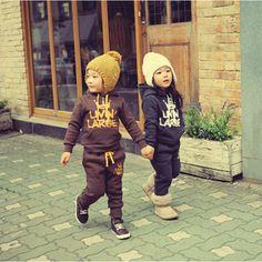 Twin Asian Children!! So adorable!!