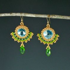 Gorgeous jewelry in a range of price points from an acquaintance I made as an Etsy seller (once upon a time)