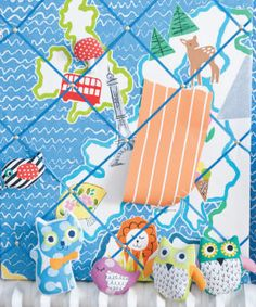 Designers Guild kids fabric