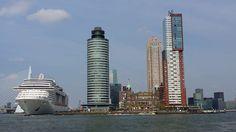MSC Splendida in Rotterdam - Holland