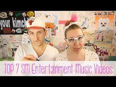 K-Pop: The Top 7 SM Entertainment Music Videos - Feat. Simon & Martina -...