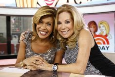 BFFs!: Hoda Kotb Helps Kathie Lee Gifford Heal After Losing Her Husband
