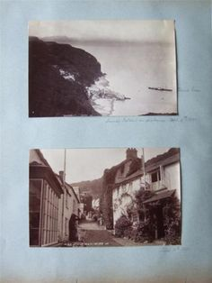 18-Antique-1890s-Photographs-Minehead-Lynmouth-Clovelly-Isle-of-Wight