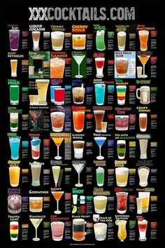 More About Us - Pocket Cocktails Tequila Drinks, Juice Drinks, Bar Drinks, Alcoholic Drinks, Yummy Alcohol, Alcohol Drink Recipes, Cocktail Shots, Cocktail Recipes, Famous Drinks