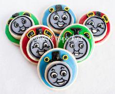 Thomas cookies!