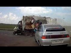 Car Crash very Shock dash camera 2015 NEW ★★★★★ By : Top Speed Motor #5