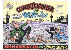 Tomas Bunk - Comiczeichner in Berlin - Comic Artist in Berlin -Peng!