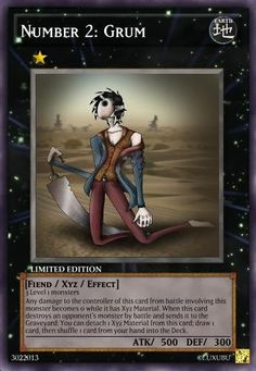 Number 2 - Realistic Cards - Single Cards - Yugioh Card Maker Forum