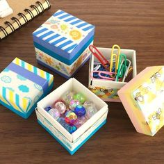 牛乳パックがおしゃれ雑貨に!大人の工作7選 – Handful[ハンドフル] Hobbies And Crafts, Diy And Crafts, Crafts For Kids, Paper Crafts, Milk Carton Crafts, Pen Pal Letters, Handicraft, Kids Toys, Sewing Crafts