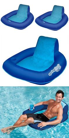 Far From Your Average Inflatable Pool Chair This Mesh