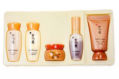 Sulwhasoo Skincare Basic Kit|Traditional Recipe Infused With Modern Ideology