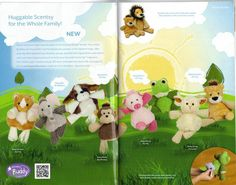 Scentsy Baby Buddies !!! Available March 1st :o)