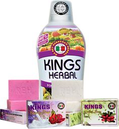Protect your Body inside and out KINGS Herbal Food Supplement, KINGS Beauty Soap and KINGS Herbal Soap will be your partner in Health  For orders, inquiries, and Dealership:  LANDLINE: 02 419-9383 / 02 225-3176 / 02 225-2025 / 02 261-5130 02 261-5132  ] SMART: 0928-776-6666 / 0929-542-0111 / 0919-269-5628 / 0929-120-2924  SUN: 0933-350-4525 / 0933-350-4868  GLOBE: 0915-495-9724 / 0927-888-8368 / 0906-383-5006 / 0915-334-5777