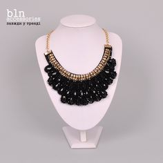 Масивне кольє в магазинах BLNaccessories / Massive necklaces in stores BLNaccessories