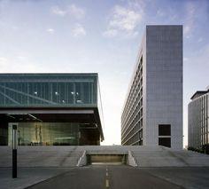 2005 China, Shanghai-Pudong  Museum, Shanghai-Pudong-gmp Architekten von Gerkan, Marg und Partner
