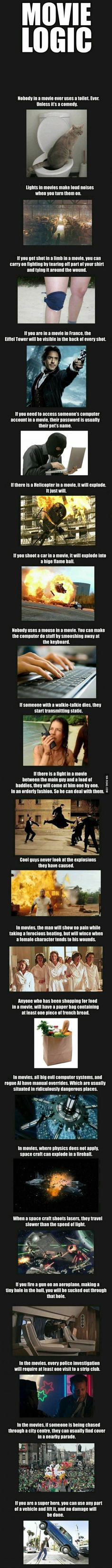 Random movie facts