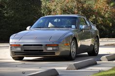 1987 Porsche 944 Turbo  Those wheels. This is the one...