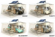 Verdier - Remix of VW Van | I totally want one of these!