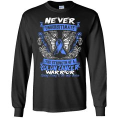 Nice shirt!   Colon Cancer Awareness T Shirt 2016 - Be Strong - Long Sleeve Tee   https://sunlighttee.com/product/colon-cancer-awareness-t-shirt-2016-be-strong-long-sleeve-tee/  #ColonCancerAwarenessTShirt2016BeStrongLongSleeveTee  #ColonSleeve #Cancer #AwarenessStrong #TBe #ShirtStrongTee #2016Tee # # #Be #StrongTee #